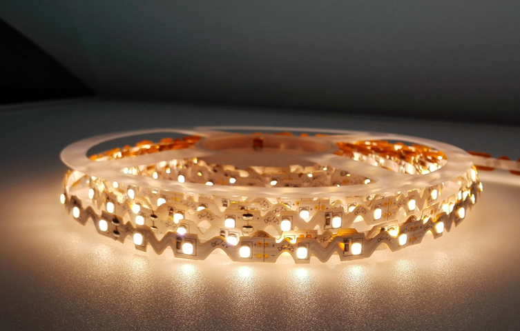 Bendable type led strip lights manufacturer tyria lighting 60leds 2835 s flexible led strip sciox Gallery