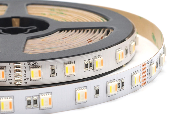 703ac28dbbf NEW ARRIVAL 5 in 1 5050 RGBW flexible strip light - Tyria Lighting